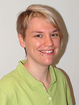 THerapiezentrum Benjamin Künzel - Team: Verena Henniger, Physiotherapeutin